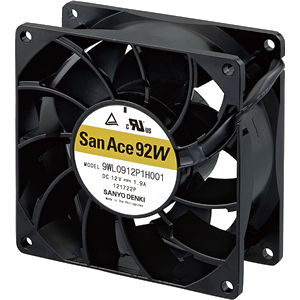 splash proof fan san ace product site sanyo denkiwater and dust resistance for outdoor devices